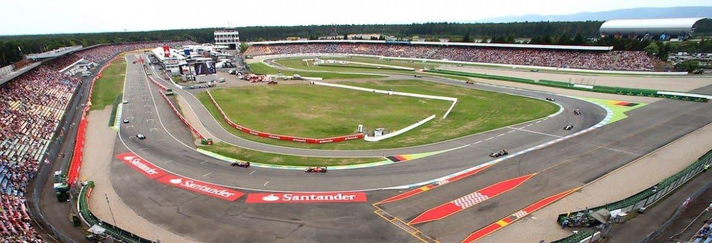 F1 Hockenheim 2021