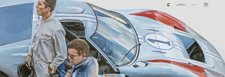 Ford Vs Ferrari: filme retrata história de Carroll Shelby e Ken Miles; lançamento no Brasil ...
