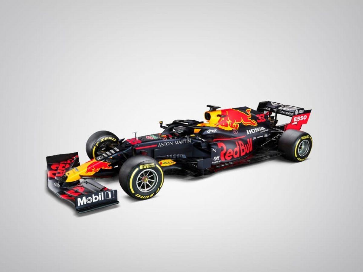 Red Bull Racing Apresenta O Novo Rb16 Para A F1 2020 F1 F1mania