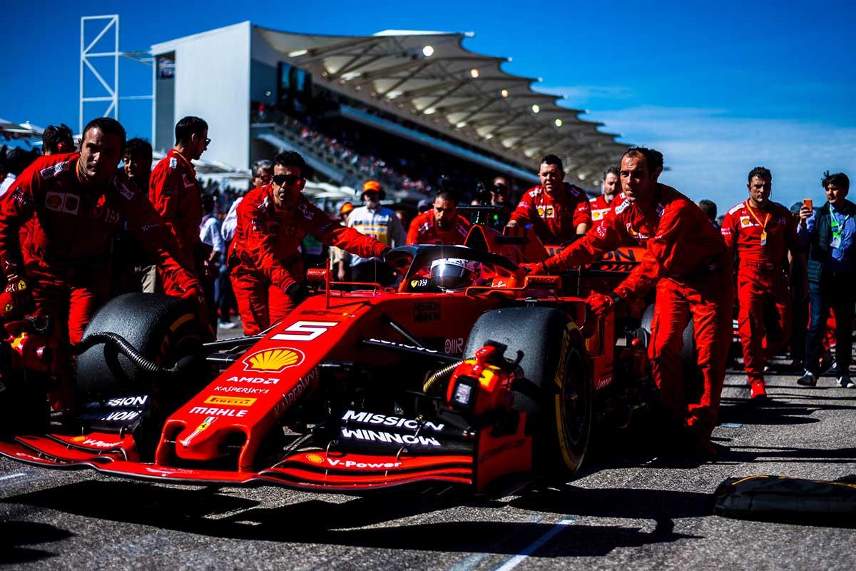 Ferrari Nega Atualizacao De 15 Hp Para Motor Na Austria F1 F1mania