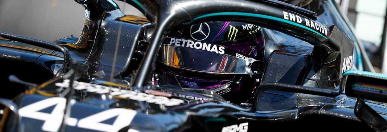 Lewis Hamilton (Mercedes) - GP da Estíria F1 2020