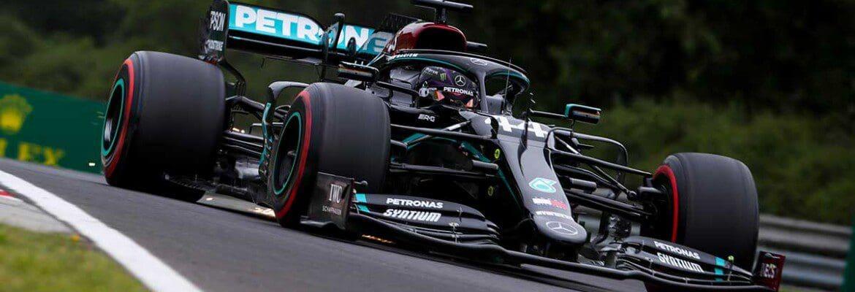 Lewis Hamilton (Mercedes) GP da Hungria F1 2020