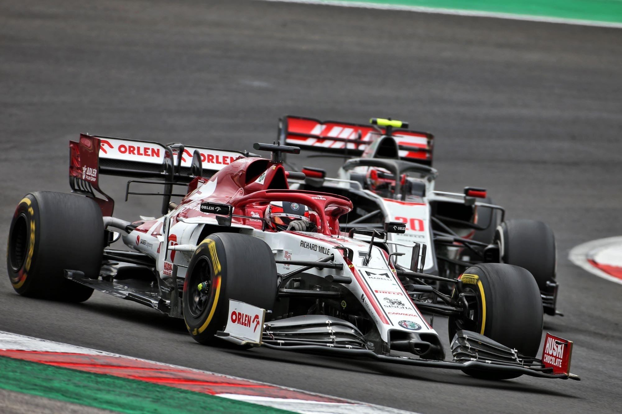 Raio X Da Temporada 2020 Da F1 Alfa Romeo Racing Orlen F1 F1mania