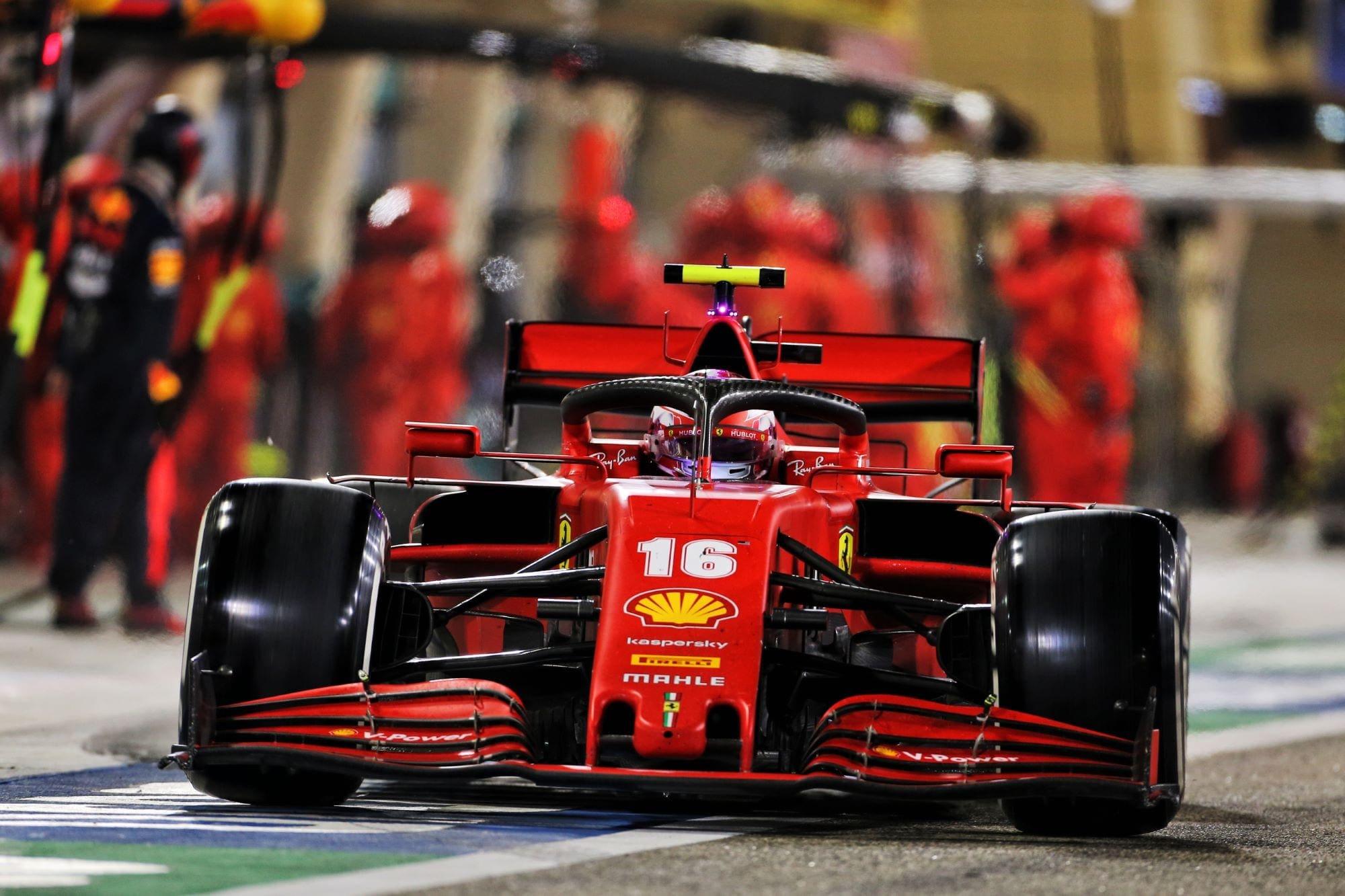 Ferrari Tem Dia Dificil No Bahrein Vettel Fora Do Ritmo E Leclerc Com Problemas F1 F1mania