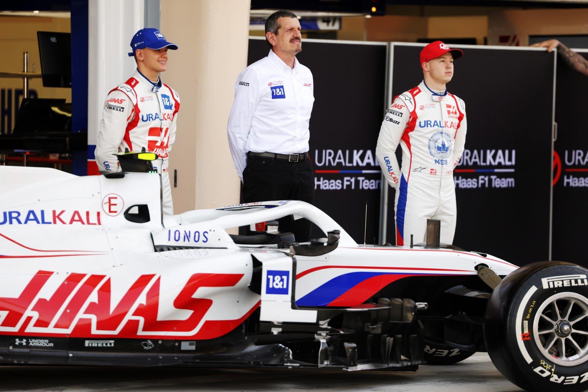 Incidente entre Schumacher e Mazepin não foi muito perigoso, diz chefe da Haas F1