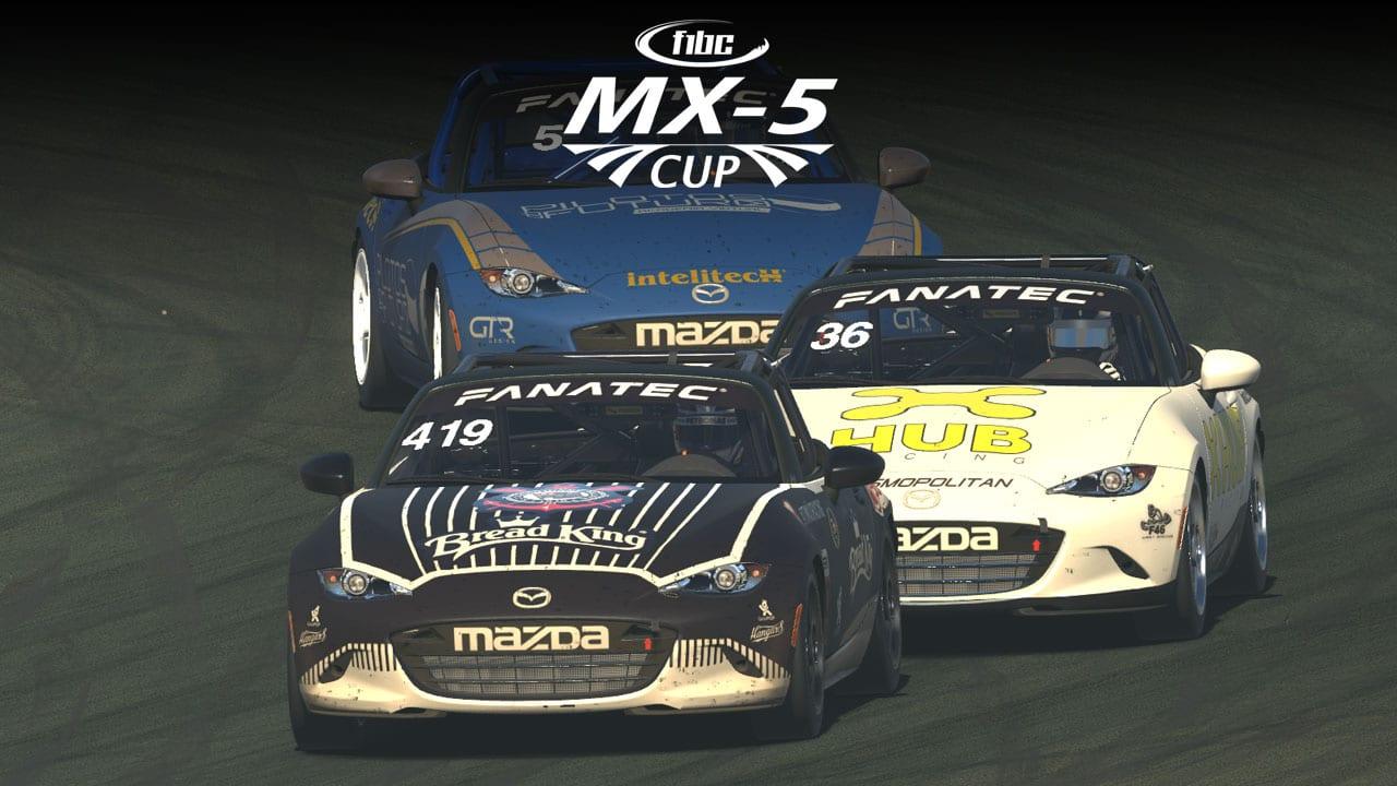 MX5 Cup: Jamison Sampaio (Corinthians) brilha em Laguna Seca nas duas baterias